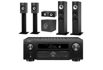 Bowers and Wilkins Packages