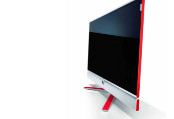loewe television available from hifi gear. Black Bedroom Furniture Sets. Home Design Ideas