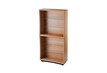 CD/DVD storage racks