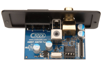 Radio, DAC & Bluetooth Modules
