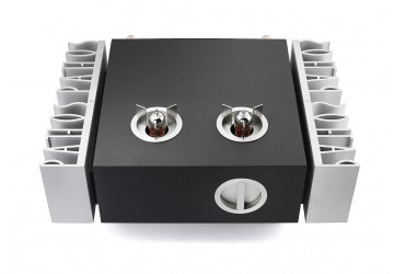 Pathos Classic Remix Hybrid Integrated Amplifier top front