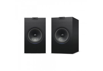 KEF Q150 Bookshelf Loudspeakers satin black