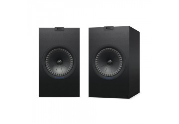 KEF Q350 Standmount Loudspeakers satin black