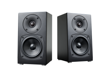 Totem KIN Mini Compact Loudspeakers - Satin black