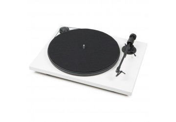Primary Phono USB Turntable - White No lid