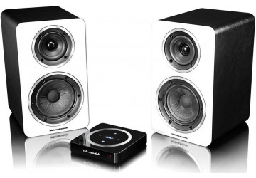 Wharfedale Diamond A1 Speakers - White