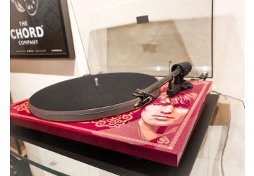 ProJect George Harrison Record Player - Ex Display