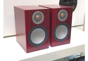 Monitor Audio Silver 50 Speakers - Ex Display
