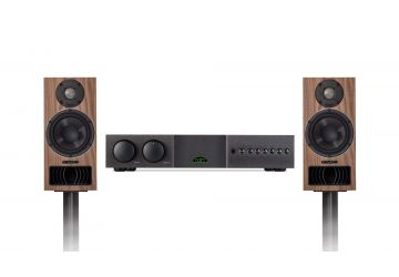 Naim Supernait 3 Integrated Amplifier & PMC Twenty5 22i Package