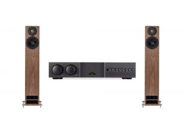Naim Supernait 3 Integrated Amplifier & PMC Twenty5 23i Package