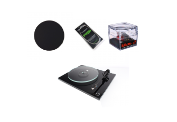Rega Planar 2 Performance Pack Black
