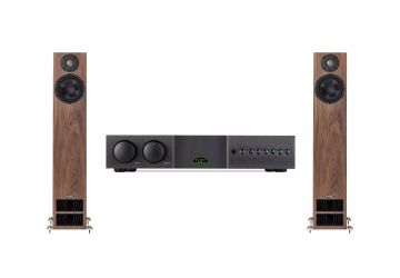 Naim Supernait 3 Integrated Amplifier & PMC Twenty5 24i Package