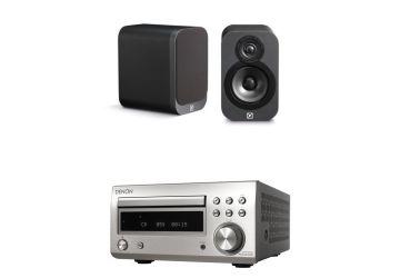 Denon D-M41 + Q Acoustics 3010 Package