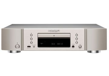 Marantz CD6007 CD player silver front