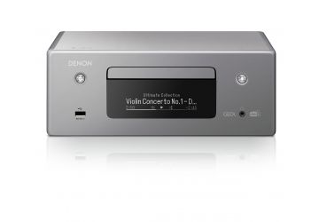 Denon CEOL N-11 Network CD Player - Grey Front