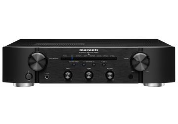 Marantz PM6007 Integrated Amplifier black front