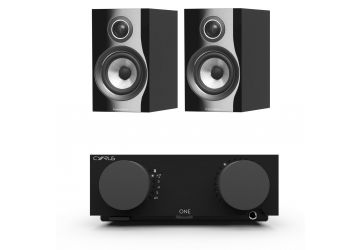 Bowers & Wilkins 707 - Gloss Black