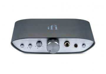 iFi Audio ZEN CAN Headphone Amplifier