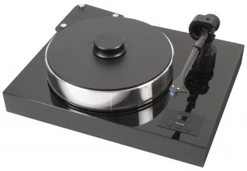 Project Xtension 12 Evolution Turntable in piano