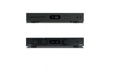 Audiolab 6000A & 6000CDT & Wharfedale Denton Package