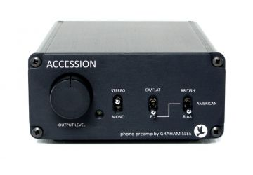 Graham Slee Accession MM Phono Stage