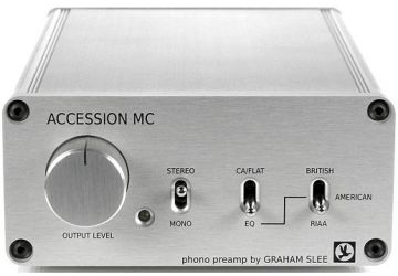 Graham Slee Accession MC Front