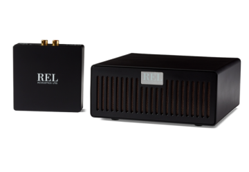 REL Airship wireless front