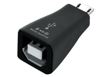 AudioQuest Micro USB to USB B Adapter