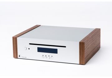 Project CD Box DS2T - Silver Walnut