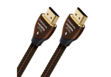 AudioQuest Chocolate HDMI Cable 1