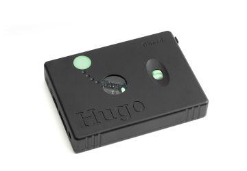 Chord Electronics Hugo Portable DAC/Headphone Amp in satin black