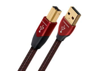 AudioQuest Cinnamon USB Cable A to B
