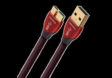 AudioQuest Cinnamon USB 3.0 Cable (A to Micro)
