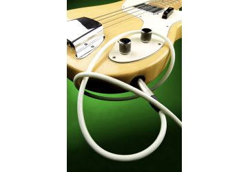 "Chord Cream Guitar/Bass Cable (1/4"" Jack)"