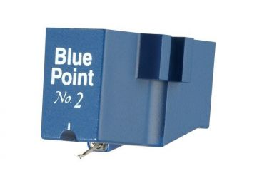 Sumiko Blue Point No. 2 High Output Moving Coil Cartridge