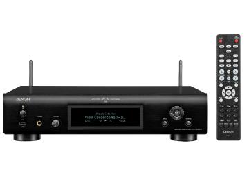 Denon DNP-800NE Network Streamer - Black