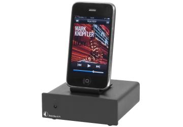 Project Dock Box S Fi in black