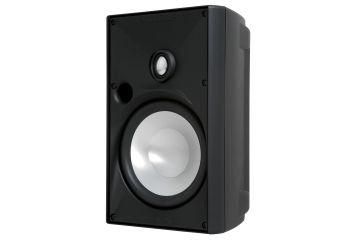 SpeakerCraft OE6 One Outdoor Speaker in black