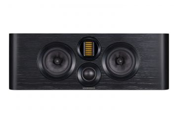 Wharfedale Evo-4.c - Black Wood - Without Grille
