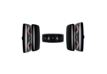 DALI Fazon LCR Satellite Speakers - Black