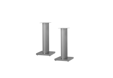 Bowers & Wilkins FS-700 Speaker Stands - Silver