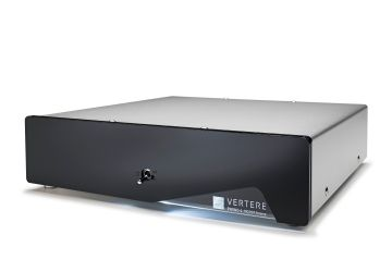 Vertere Acoustics PHONO-1 MkII MM/MC Preamplifier - DG‐1 Styled Illuminated Black/Clear Acrylic