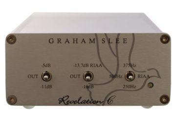 Graham Slee Revelation Phono Stage