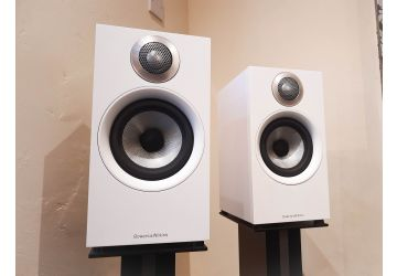 Bowers & Wilkins 607 Bookshelf Loudspeakers - Ex Display