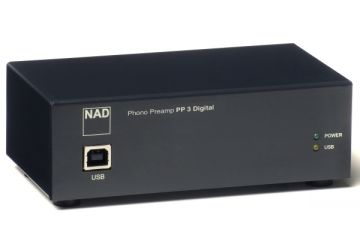 NAD PP-3 Digital Phono Preamplifier