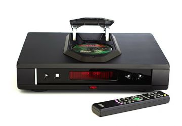 Rega Isis Reference CD Player - open