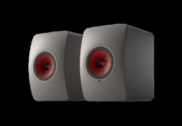KEF LS50 Wireless II - Titanium Grey