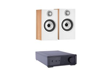 Rega IO & Bowers and Wilkins 607 Package