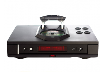 Rega Valve Isis Reference CD Player - Open