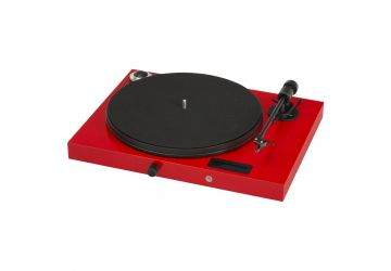 Project Juke Box E Turntable - Red